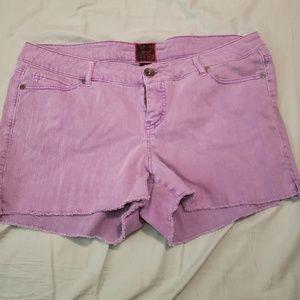 Torrid shorts 18
